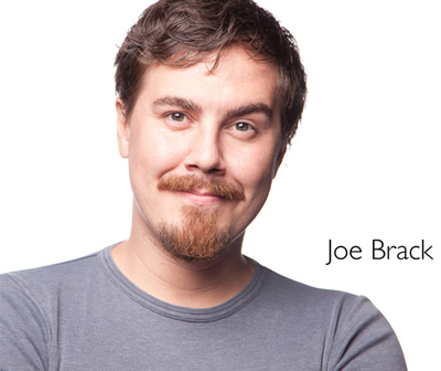 Joe Brack plays Jack Klaxon, Lucy's fiancee